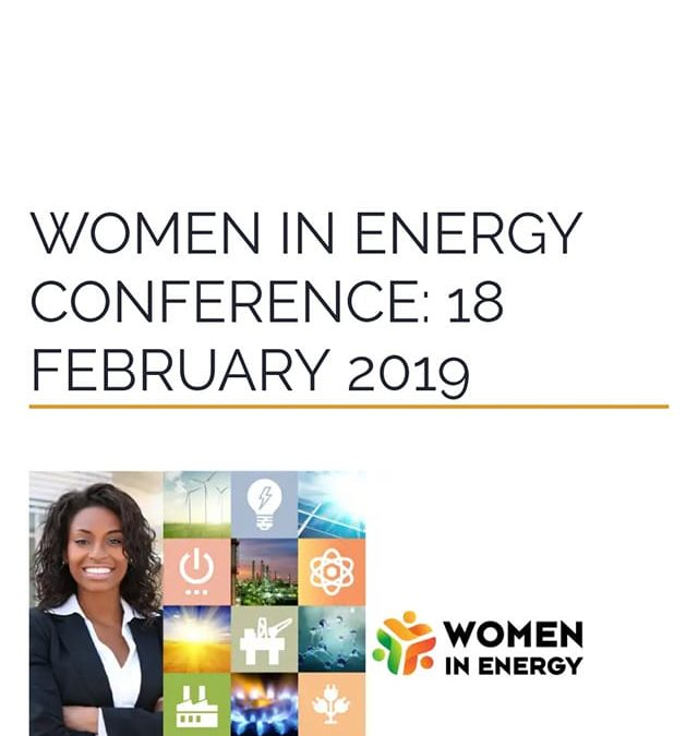 Women in energy conference