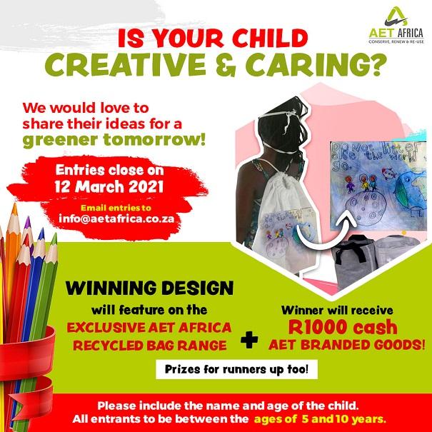 Kids Bag Design Competition Over and Winner Chosen